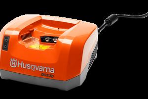 Husqvarna QC330 Schnellladegerät